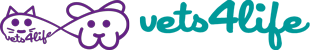 vets4life.gr Logo